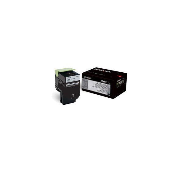 TONER NERO 800S1 CAPACITA STANDARD CX310DE/ CX310N