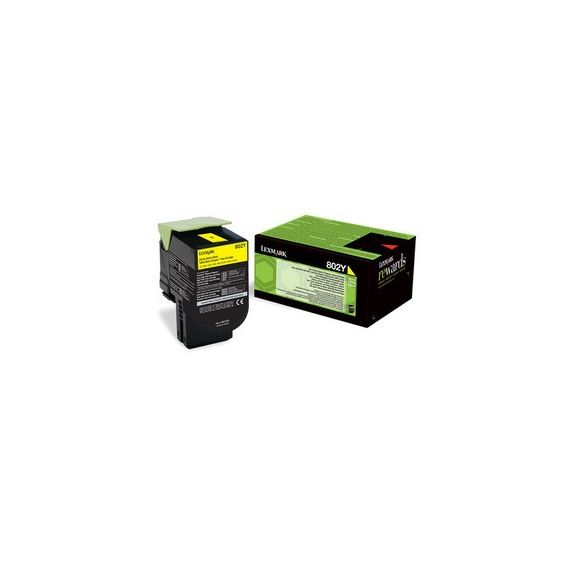 TONER 802Y GIALLO RETURN PROGRAM
