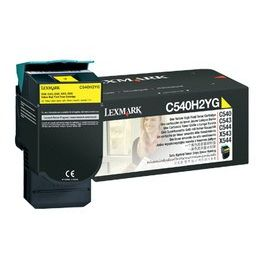 TONER GIALLO NON RETURN PROGRAM C54X X54X ALTA CAPACITA