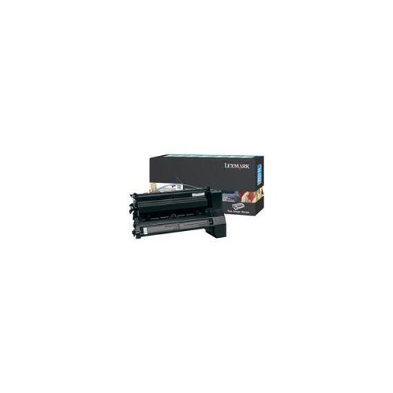 TONER RETURN PROGRAM NERO X782MFP C780 C782 CAPACITA STANDARD