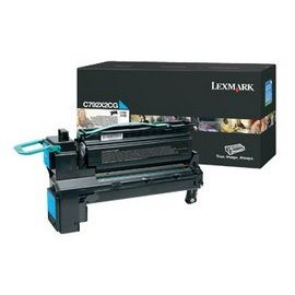 TONER CIANO NON RETURN PROGRAM C792 ALTISSIMA CAPACITA
