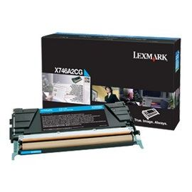 TONER CIANO NON RETURN PROGRAM X746 X748