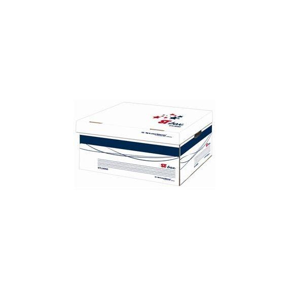 SCATOLE ARCHIVIO CON COPERCHIO ST-BOX 375x265x430mm STARLINE