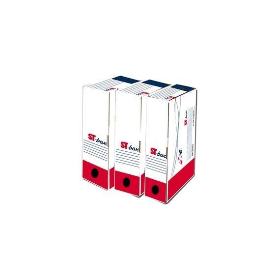 SCATOLE ARCHIVIO ST-BOX A4 24,5x32,5cm - Dorso 10cm Starline