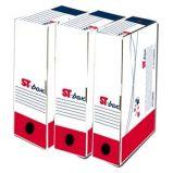 Scatola archivio ST-BOX A4 LEGAL 250x350mm Dorso 8,5cm STARLINE