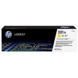 HP 201A TONER CARTRIDGE GIALLO LASER JET SERIE M252/M277