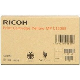 CARTUCCIA GIALLO AFICIO MPC1500SP TYPE MPC1500E 888548