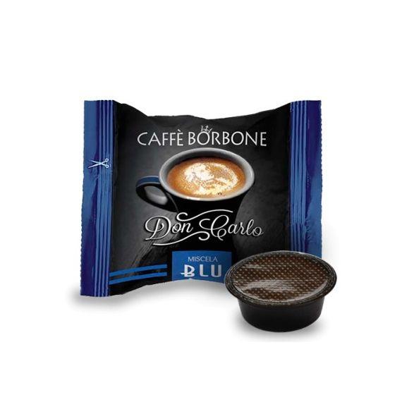100 Cialde Caffè Borbone Don Carlo